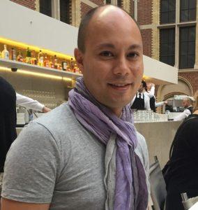 Fabiano Takashi Rocha, CEAL Japanese Materials Committee Chair