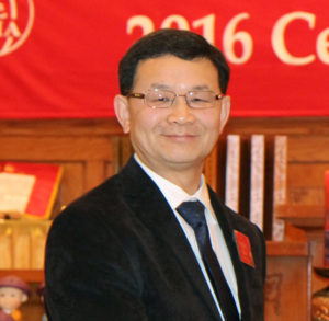 Stephen Qiao, CEAL Chinese Materials Committee Chair